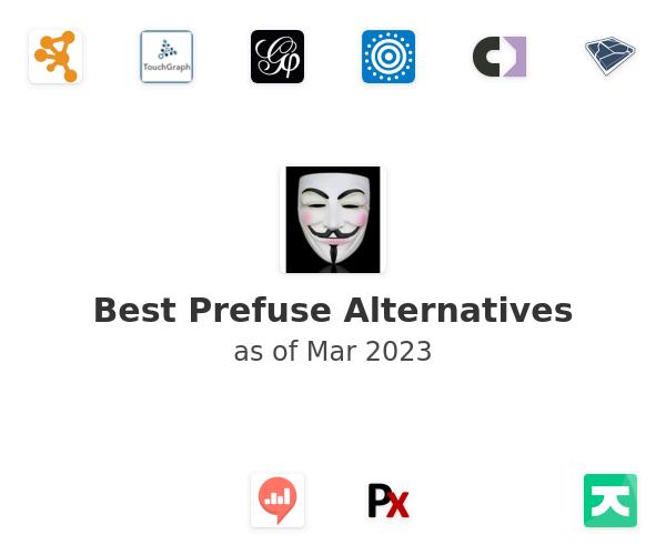 Best Prefuse Alternatives