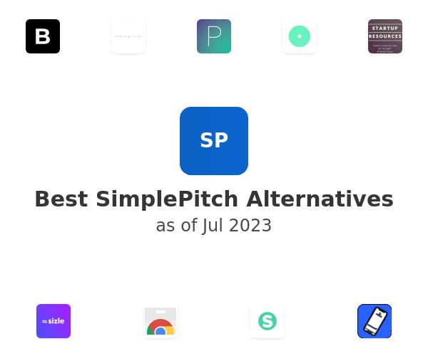 Best SimplePitch Alternatives