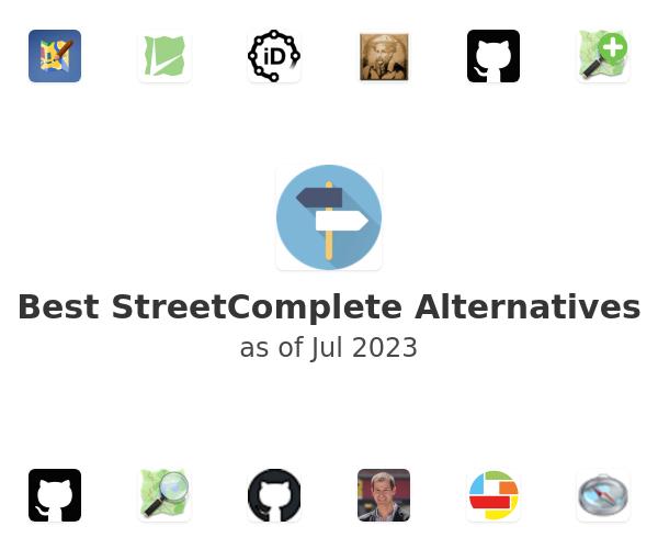 Best StreetComplete Alternatives