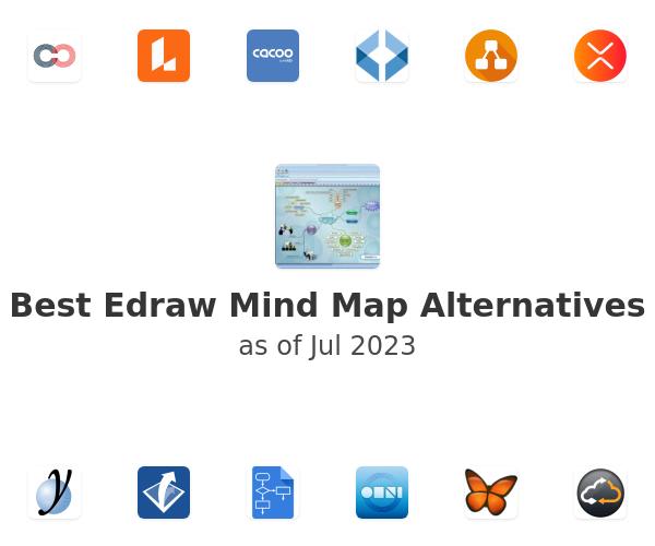 Best Edraw Mind Map Alternatives