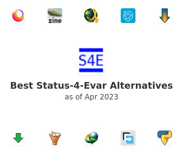 Best Status-4-Evar Alternatives
