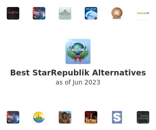 Best StarRepublik Alternatives