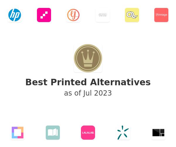 Best Printed Alternatives
