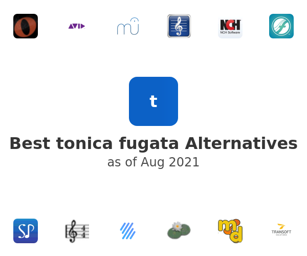 Best tonica fugata Alternatives