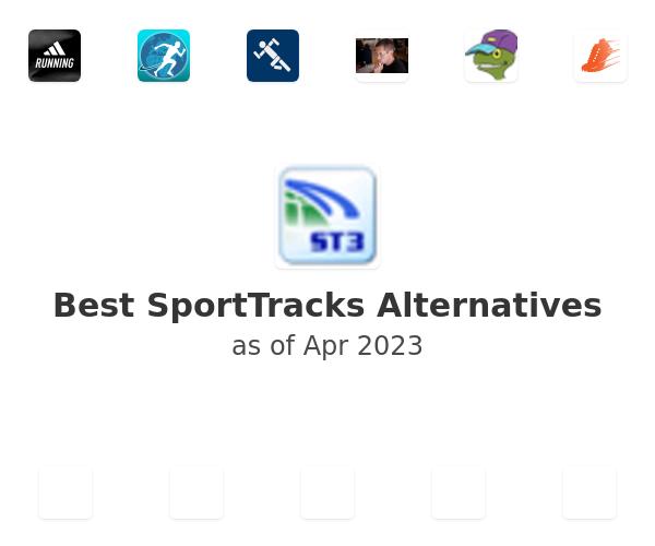Best SportTracks Alternatives