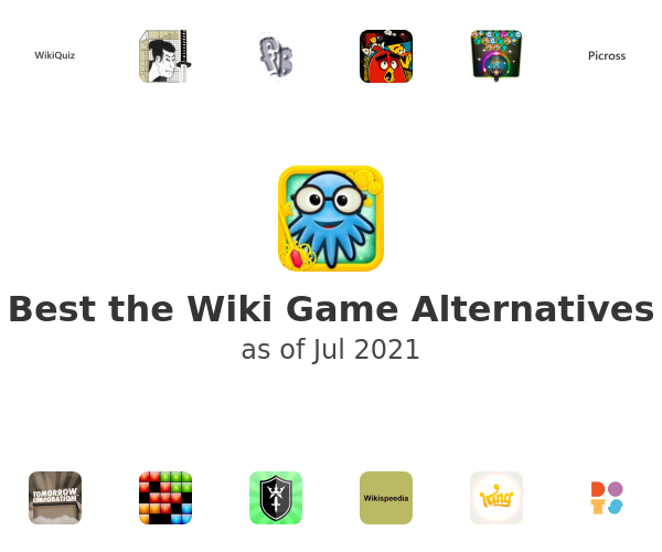 Best the Wiki Game Alternatives