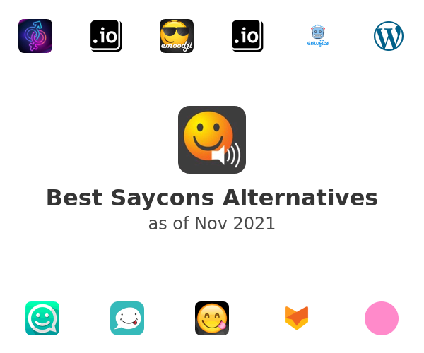 Best Saycons Alternatives