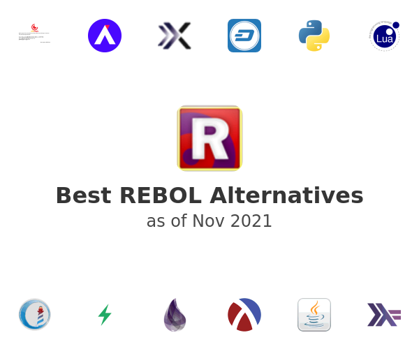 Best REBOL Alternatives