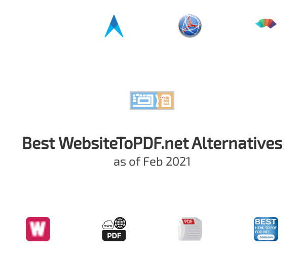 Best WebsiteToPDF.net Alternatives