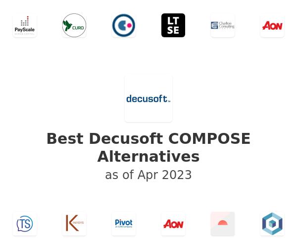 Best Decusoft COMPOSE Alternatives