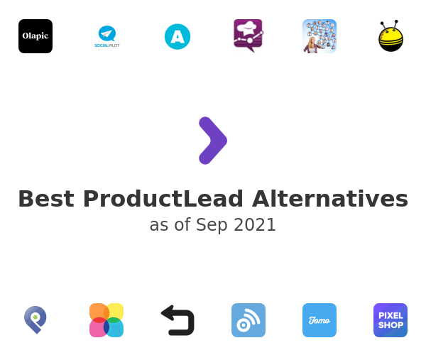 Best Product Lead Alternatives