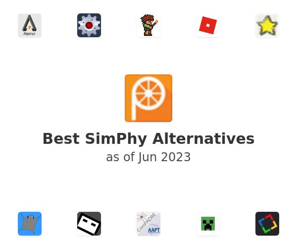 Best SimPhy Alternatives