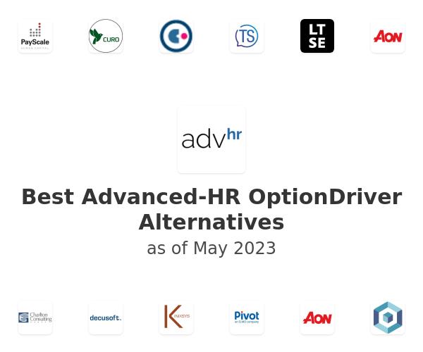 Best Advanced-HR OptionDriver Alternatives