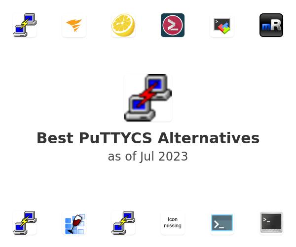 Best PuTTYCS Alternatives