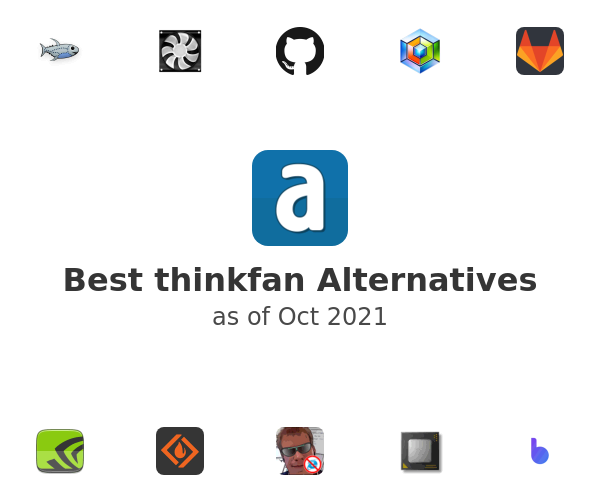 Best thinkfan Alternatives