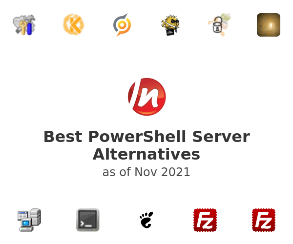 Best PowerShell Server Alternatives