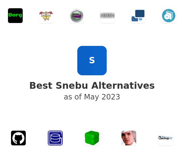 Best Snebu Alternatives
