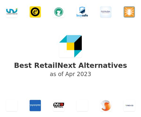 Best RetailNext Alternatives