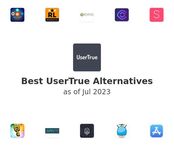 Best UserTrue Alternatives