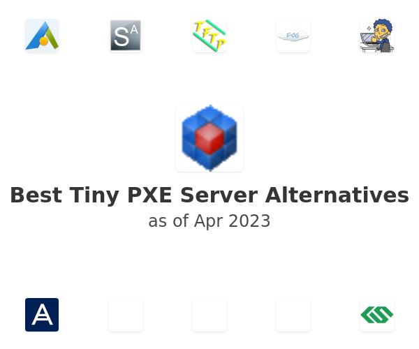 Best Tiny PXE Server Alternatives