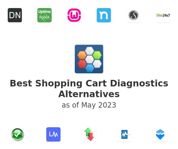 Best Shopping Cart Diagnostics Alternatives