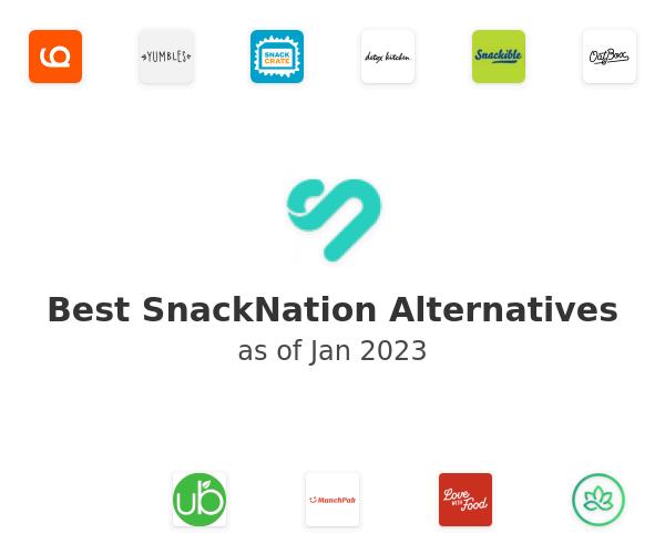 Best SnackNation Alternatives