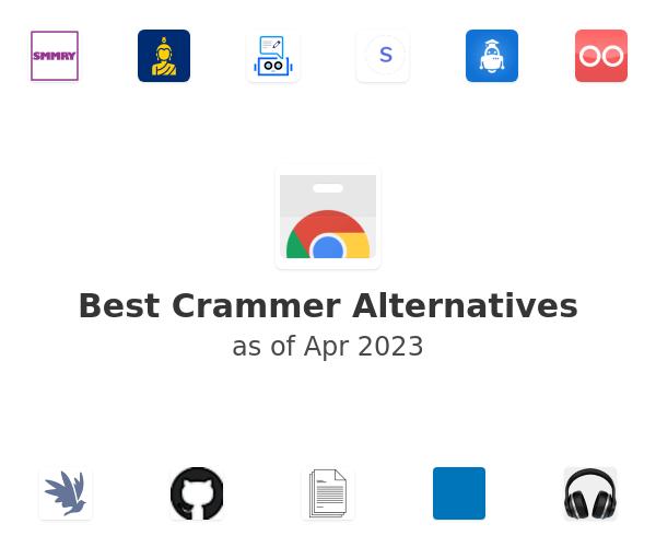 Best Crammer Alternatives