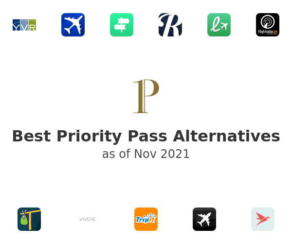 Best Priority Pass Alternatives