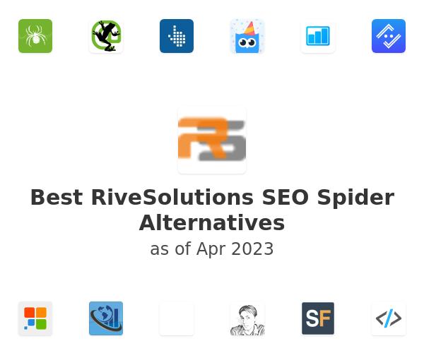 Best RiveSolutions SEO Spider Alternatives