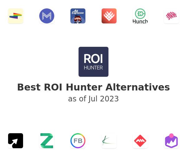 Best ROI Hunter Alternatives