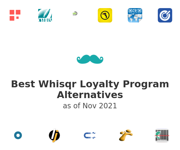 Best Whisqr Loyalty Program Alternatives