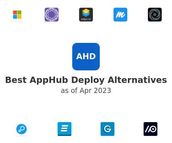 Best AppHub Deploy Alternatives