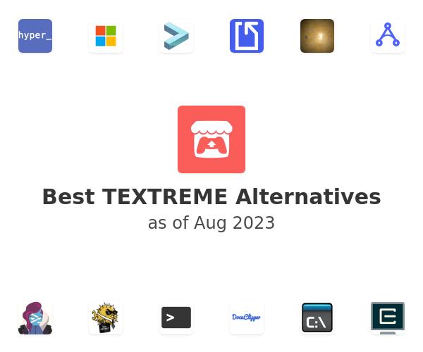 Best TEXTREME Alternatives