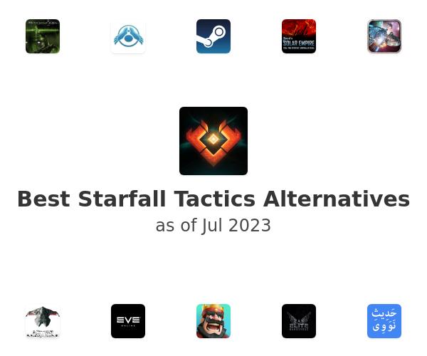 Best Starfall Tactics Alternatives