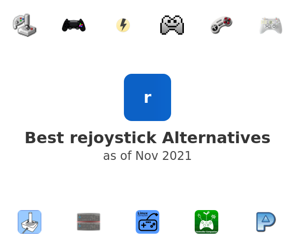 Best rejoystick Alternatives