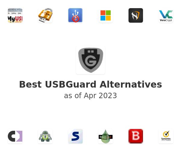 Best USBGuard Alternatives