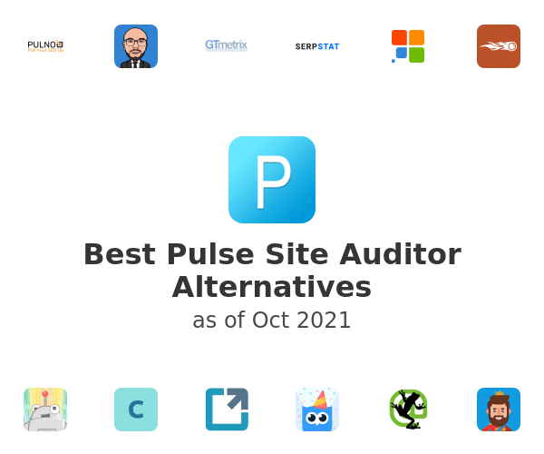 Best Pulse Site Auditor Alternatives