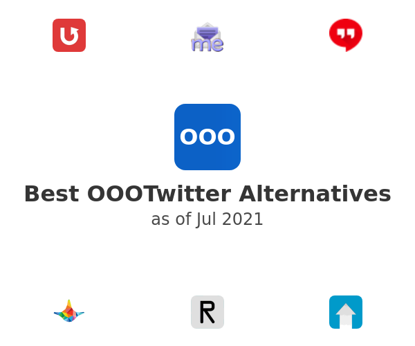 Best OOOTwitter Alternatives