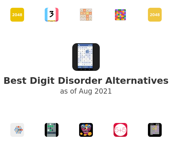 Best Digit Disorder Alternatives