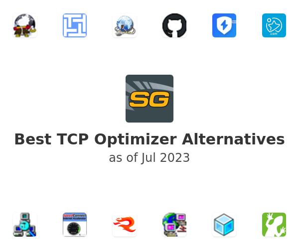 Best TCP Optimizer Alternatives