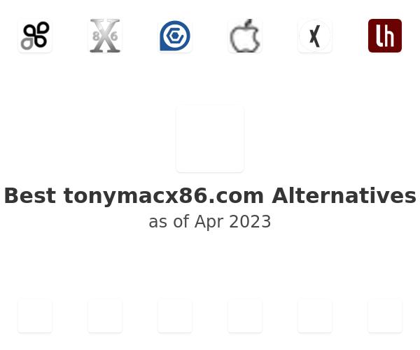 Best tonymacx86.com Alternatives