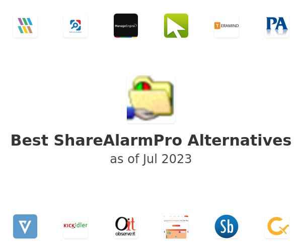 Best ShareAlarmPro Alternatives