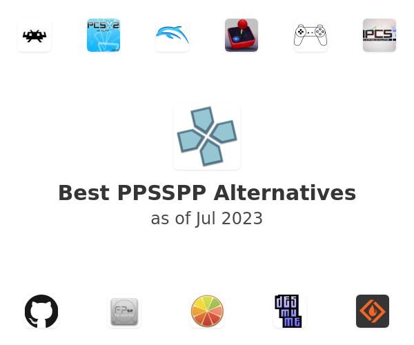 Best PPSSPP Alternatives