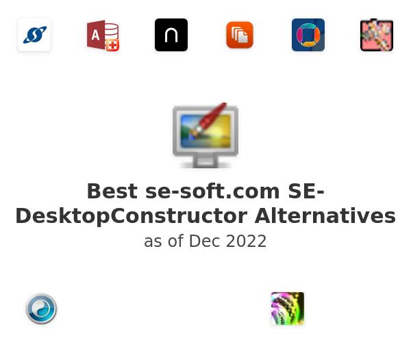 Best SE-DesktopConstructor Alternatives