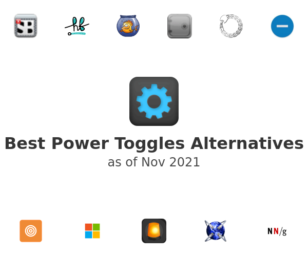 Best Power Toggles Alternatives