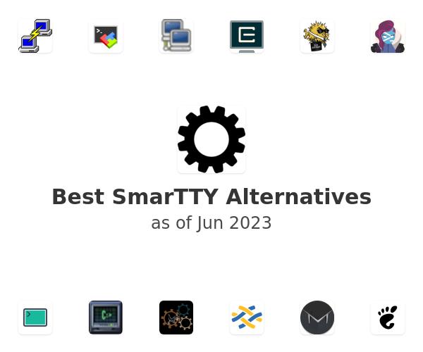 Best SmarTTY Alternatives