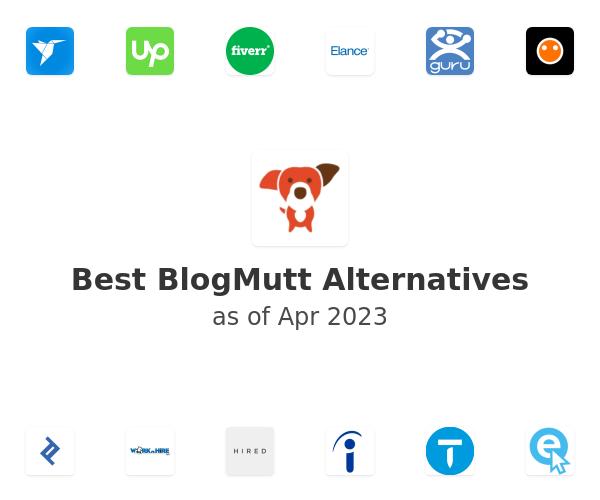 Best BlogMutt Alternatives