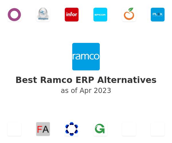 Best Ramco ERP Alternatives