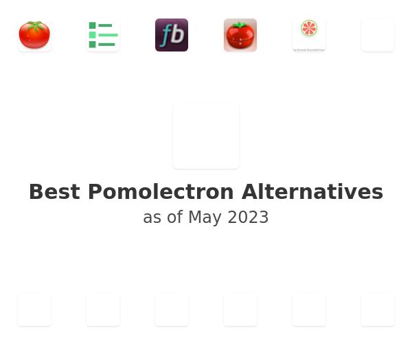 Best Pomolectron Alternatives