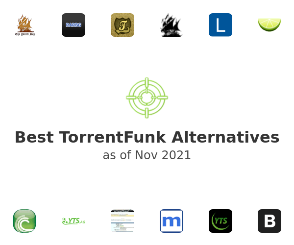 Best TorrentFunk Alternatives